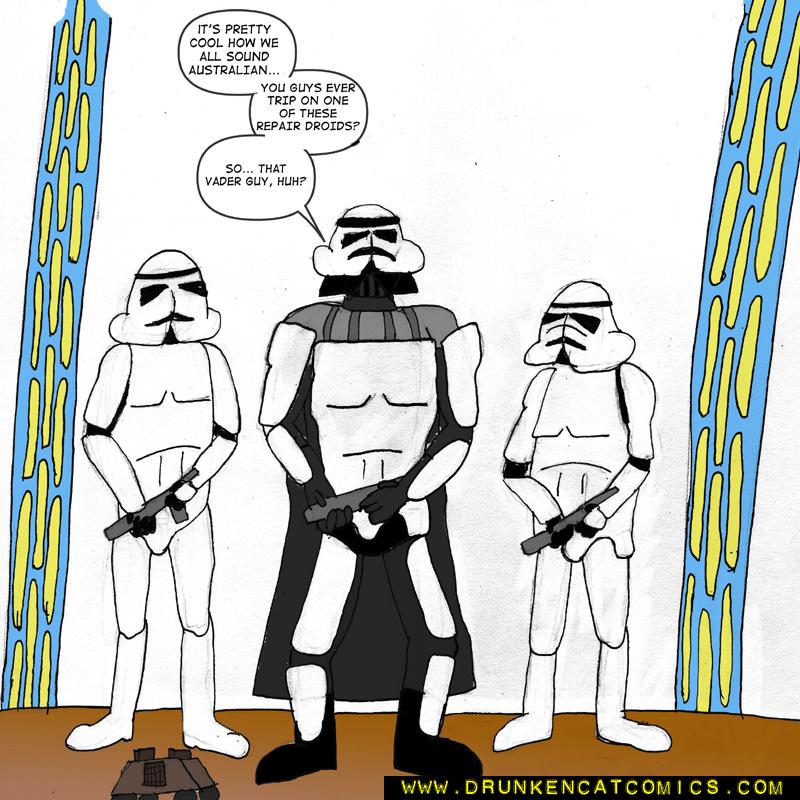 Undercover Boss: Death Star
