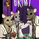 The Secret Origin of Brimy cover