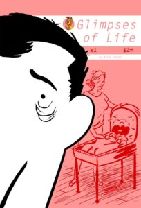 Glimpses of Life #1 cover
